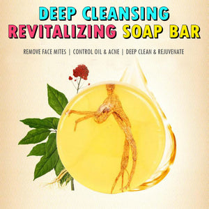 Deep Cleansing Revitalizing Soap Bar