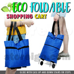 Eco Foldable Shopping Cart