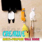 Creative Multi-Purpose Wall Hook
