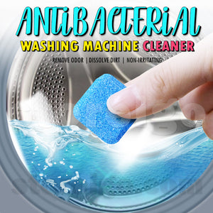 Antibacterial Washing Machine Cleaner (15 pcs)