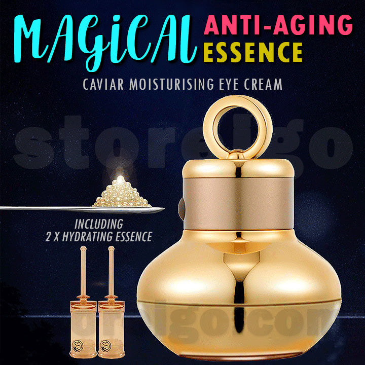 Magical Anti-Aging Essence Cream + Massager