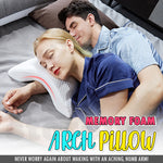 Memory Foam Arch Pillow