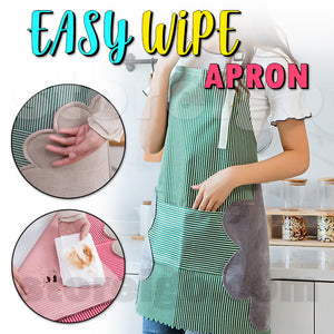 Easy Wipe Apron