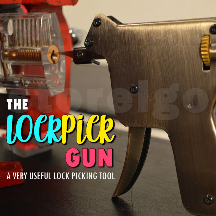 The Lockpick Gun