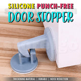 Silicone Punch-Free Door Stopper