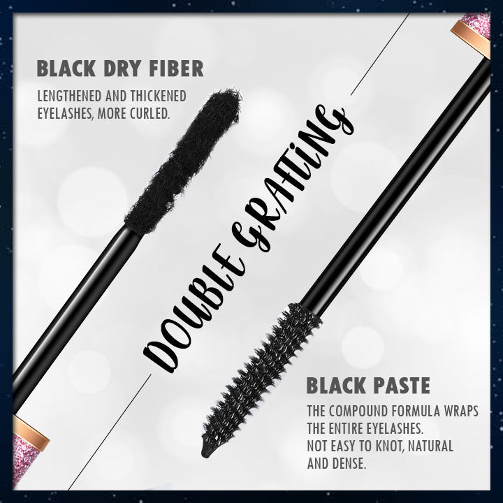 Starry Eyelash Waterproof Mascara Set (2 pcs/set)