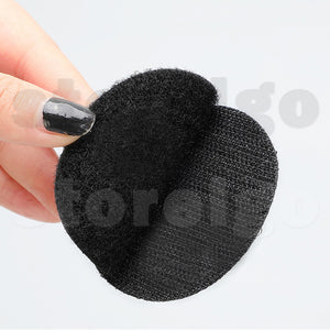 Hold-in-Place Sticky Double Sided Velcro (10 pcs)