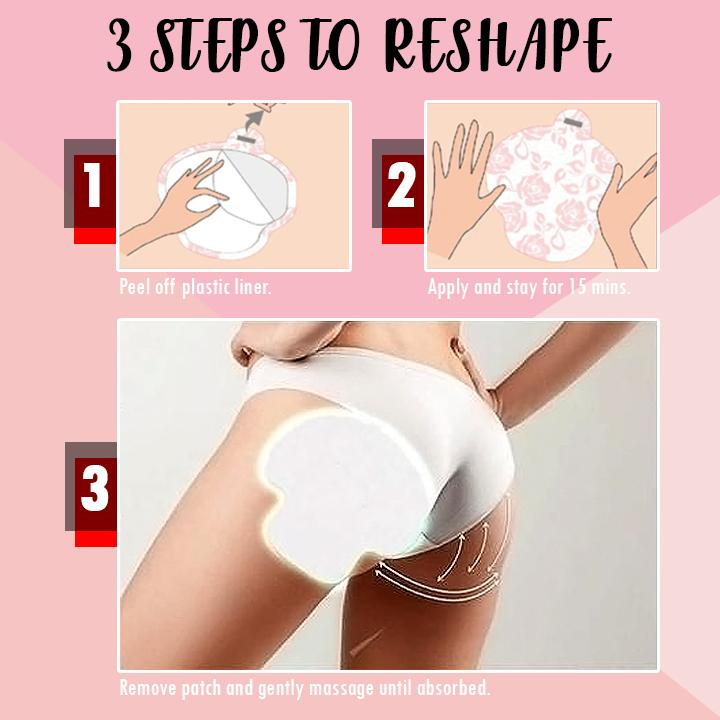 Peachup Shaping Patch