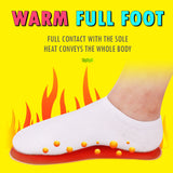 Feet Warmer - Protects From Chill
