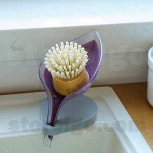 Leafology Decorative Soap Holder