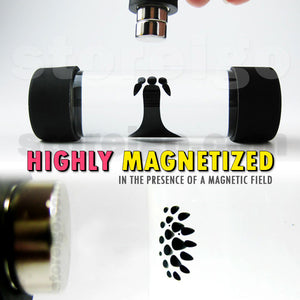 Magnetic Ferrofluid Desktop Display