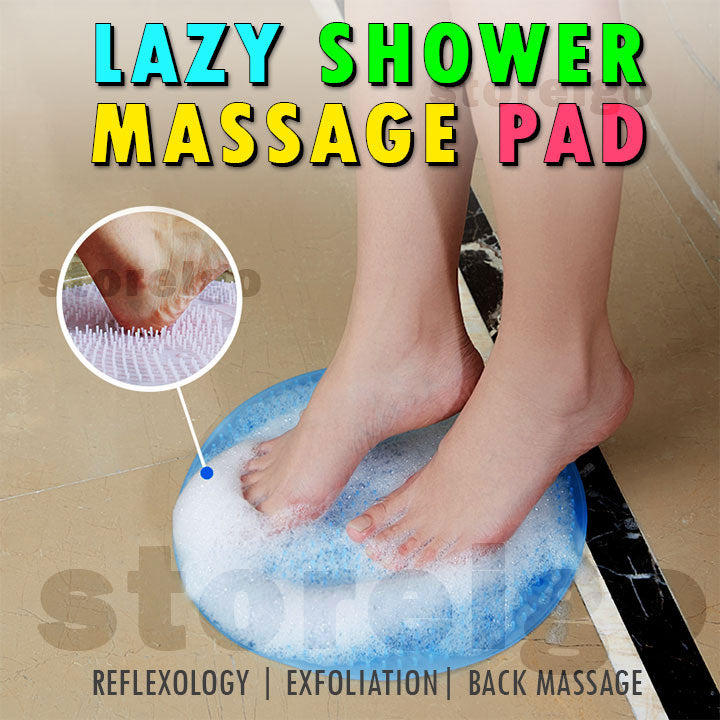 LazyBath Massage Pad