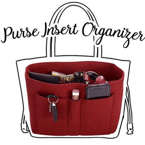 Multifunction Insert Bag Organizer
