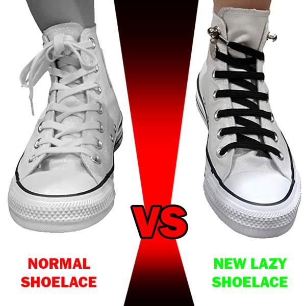 New Lazy Shoelace For Adults & Kids