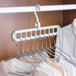 Magic Rotating Clothes Hanger