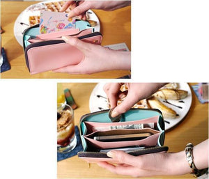 3 In 1 Smart Pouch Wallet