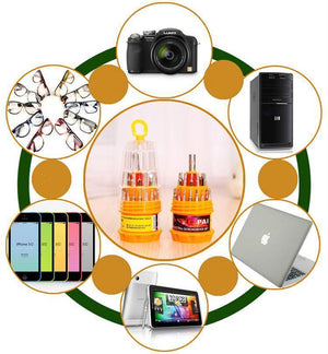 31 In 1 Mobile Phone Repair Kit