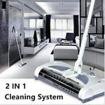 360 Degree Cordless Sweeper