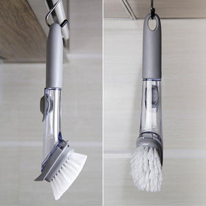 Creative Kitchen Cleaning Brush