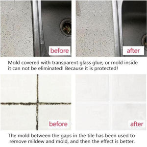 High Effective Mold Remover Gel