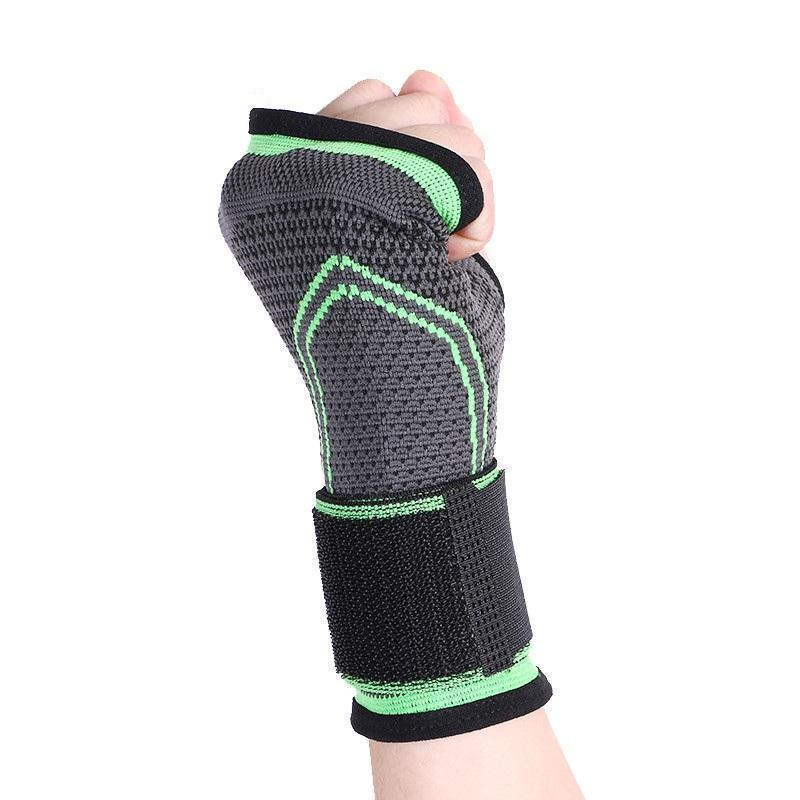 3D Sports Wrist Support Glove Pad