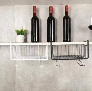 Kitchen Hanging Storage Basket (2PCS)