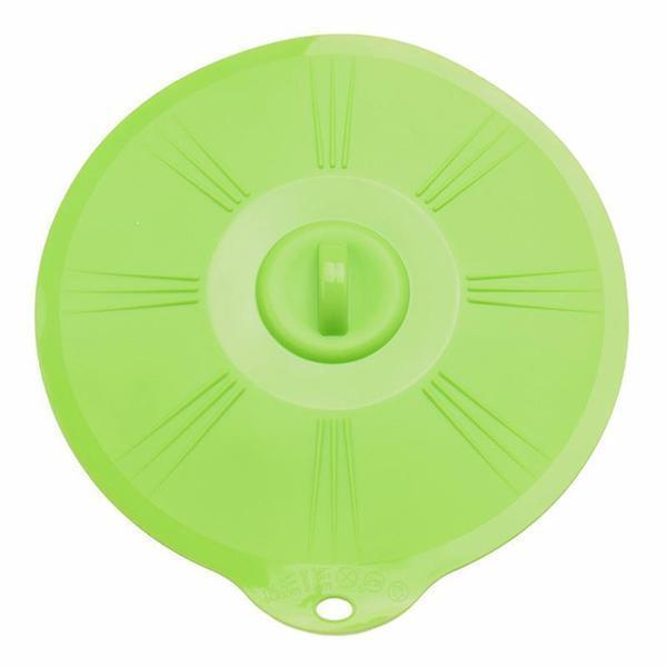 3Pcs Reusable Silicone Cover Lid