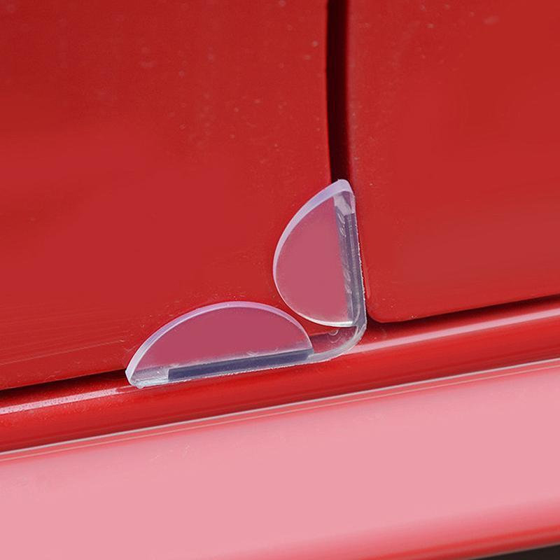 4PCS Flexible Car Door Edge Protector