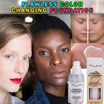 Flawless Color Changing Foundation