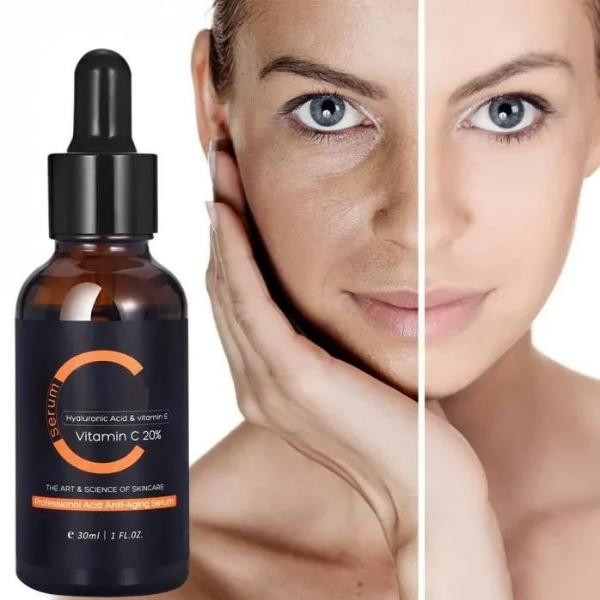 Vitamin C Instant Whitening Face Serum