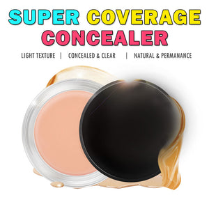 Super Coverage Waterproof Concealer