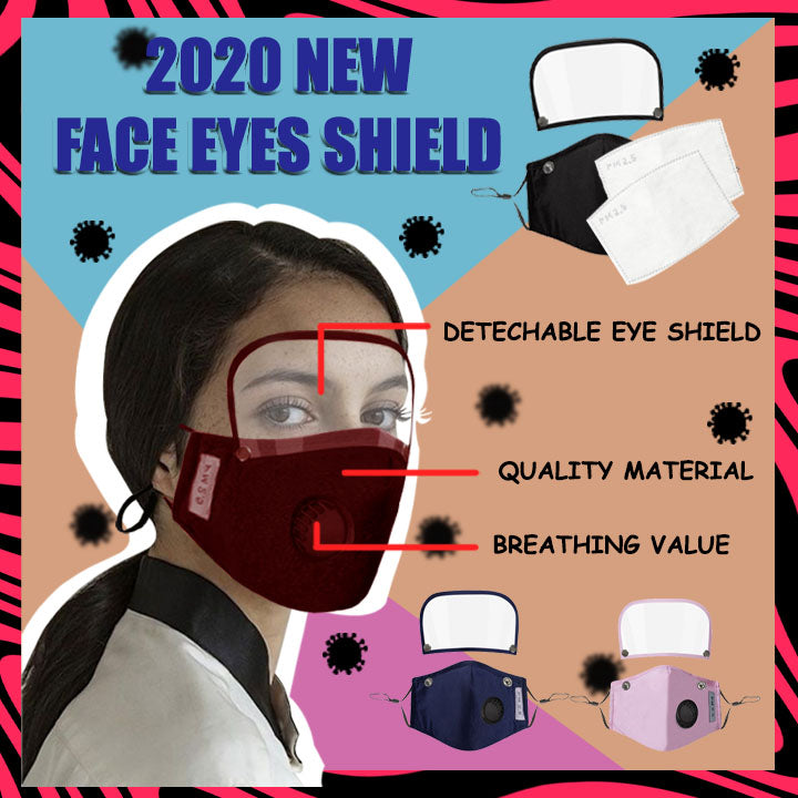 Face Eyes Shield 2020