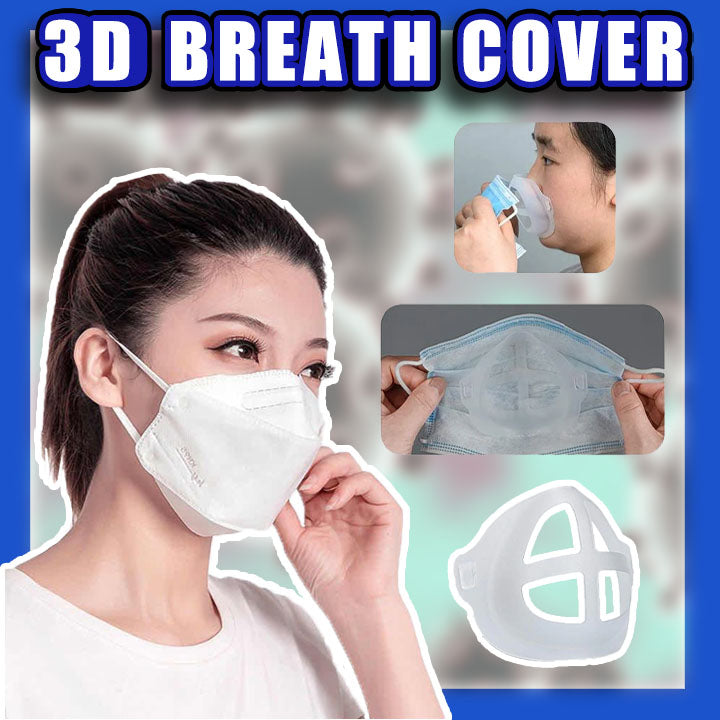3D Breath Cover(5 Pcs)