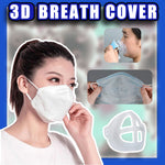 3D Breath Cover(Set of 5)