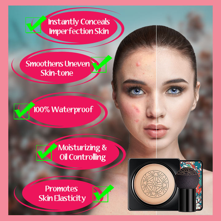 Waterpretty foundation