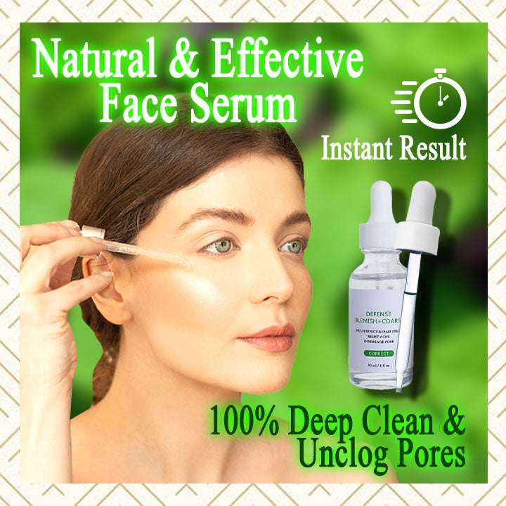 Skin Defensive Face Serum