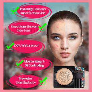 Waterpretty Mushroom Head Make up foundation