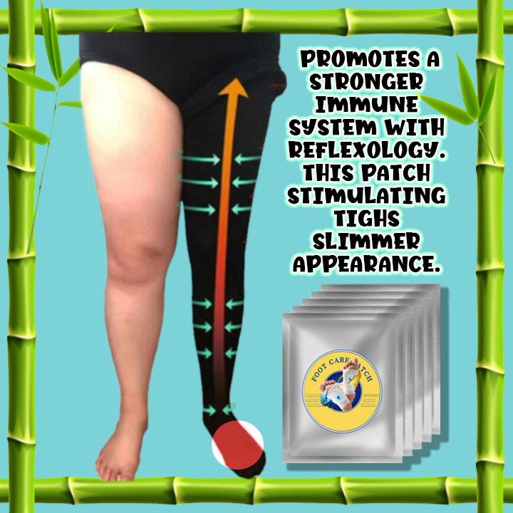 SliMFT Magic Foot Patch (Set of 10)