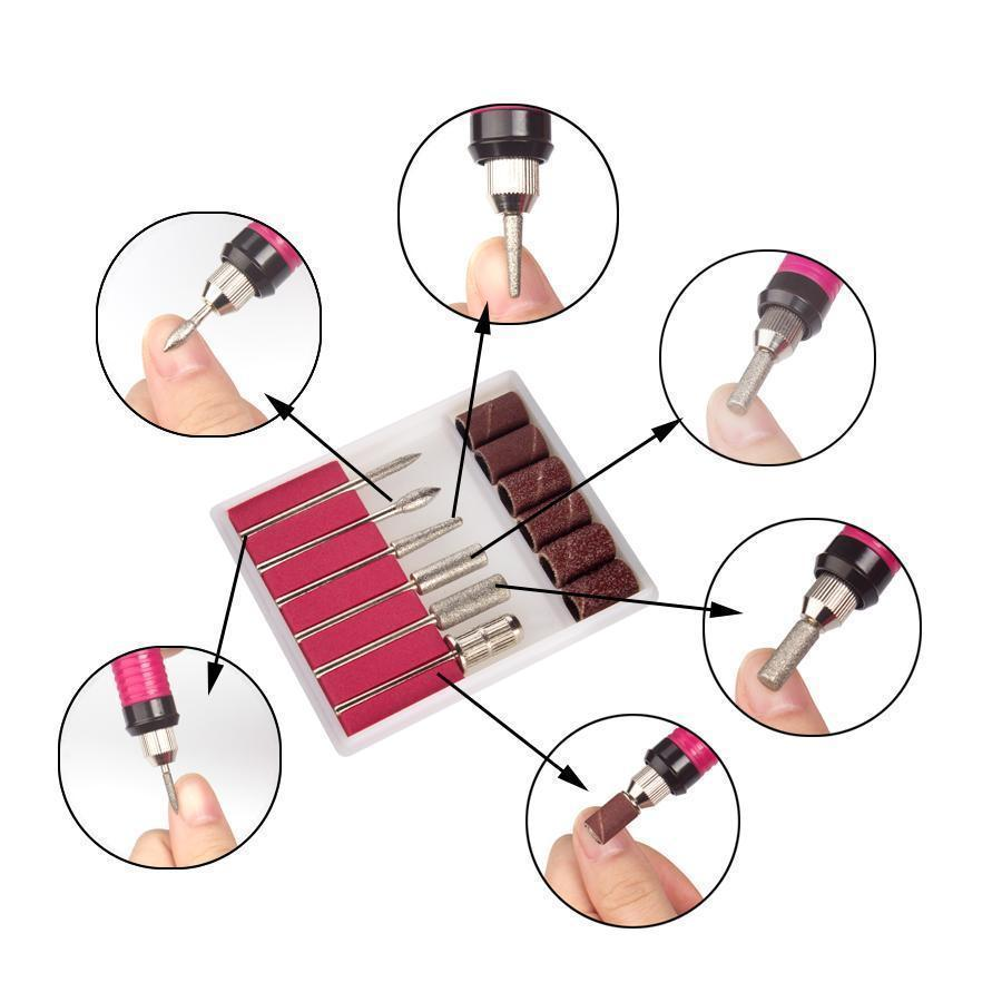 Amazing Manicure & Pedicure Machine