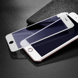 Anti Blue Light Full Curved Screen Protector For IPhone