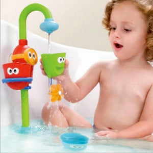 Automatic Spout Baby Bath Toys
