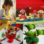 Baby Imprint Kit Casting Clay Toy