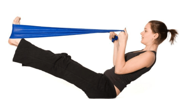 Building Yoga Stretch Bands