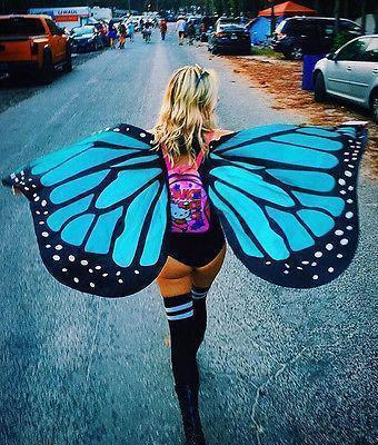 Butterfly Cape Fly