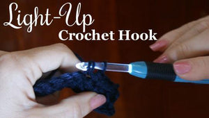 Crochet Light Up Hooks