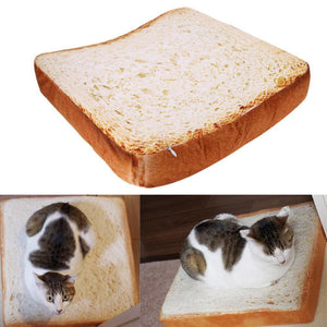 Cute & Soft Cat Toast Mat