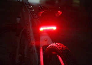 CycleLight - Smart LED Wireless Tail Light