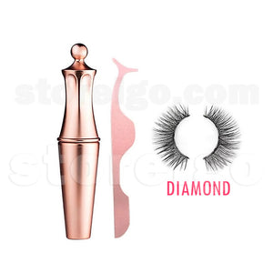 Easy Magnetic Eyelash Set