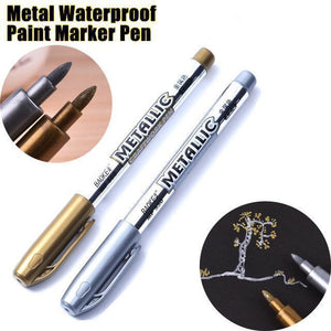 DIY Metal Waterproof Permanent Paint Marker