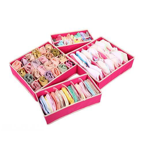 Drawer Closet Organizer (4PCS/SET)
